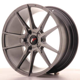 JR-Wheels JR21 Black