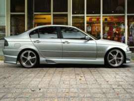 "Side Skirts BMW E46 ""TARCHON"" iBherdesign"