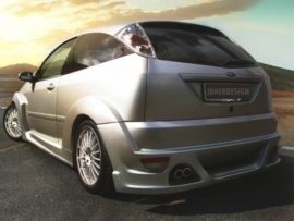 "Rear Bumper Ford Focus I ""ZION WIDE"" iBherdesign"