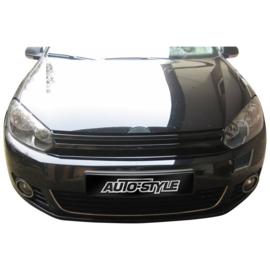 Embleemloze Grill passend voor Volkswagen Golf VI 2008-2012