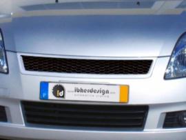 Front Grille Suzuki Swift II iBherdesign