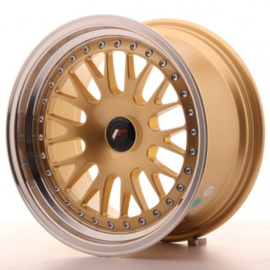 JR-Wheels JR10 Wheels Gold 16 Inch 8J ET20 Blank