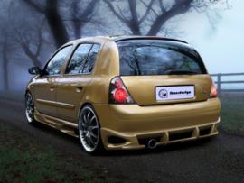 """Rear Bumper Renault Clio II """"SPIRIT"""" iBherdesign"""