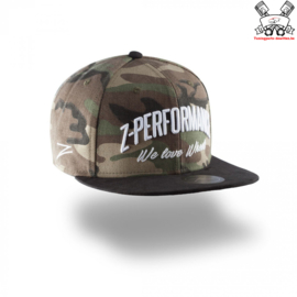 Z-Performance Cap Camo