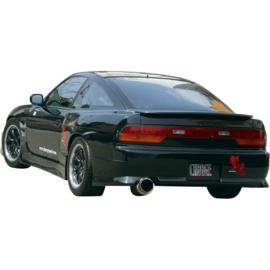 Chargespeed Achterspatborden passend voor Nissan RPS13 180SX (FRP)