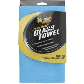 Meguiars Perfect Clarity Glass Towel 40,6x40,6cm