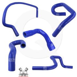 Koelwaterslangen Ford Escort MK2 Blauw