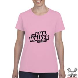RIP Paul Walker 1973-2013 Vrouwen