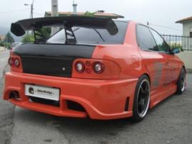 """Rear Bumper Subaru Impreza """"MONZA"""" iBherdesign"""