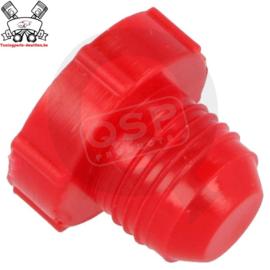 Plastic AN male plug D03
