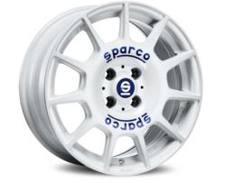 Sparco Terra Wheels White