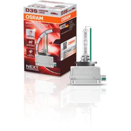 Osram Xenarc Night Breaker Laser Xenon lamp D3S - 12V/35W - per stuk (4400k)