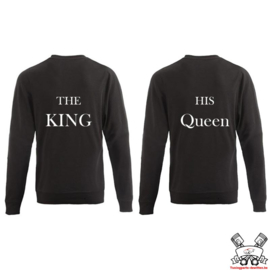 Sweater The King & His Queen