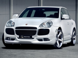 "Side Skirts Porsche Cayenne ""VENTUS"" iBherdesign"