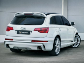 Rear Bumper Spoiler Audi Q7 « CZAR » iBherdesign