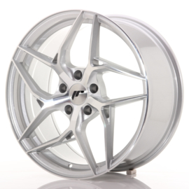 JR-Wheels JR35 Silver Machined