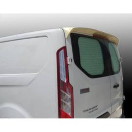 Dakspoiler passend voor Ford Transit Custom 2012- (met 2 achterdeuren) (PU)