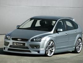 "Body Kit Ford Focus II ""MAD_XEN"" iBherdesign"