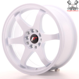 JR-Wheels JR3 White 17 Inch 8J ET35 5x100/114.3