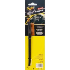 Meguiars Triple Duty Detail Brush