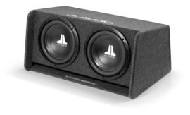 JL Audio CP212-W0v3 Enclosed Subwoofersysteem