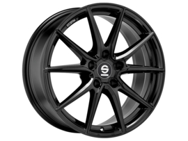 Sparco DRS Wheels Gloss Black