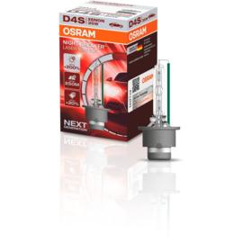 Osram Xenarc Night Breaker Laser Xenon lamp D4S - 12V/35W - per stuk (4400k)
