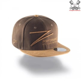 Z-Performance Cap Brown