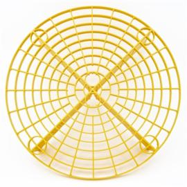 Grit Guard Wash Bucket Insert - Yellow