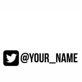 Twitter + Naam