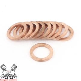 Koperen o-ring