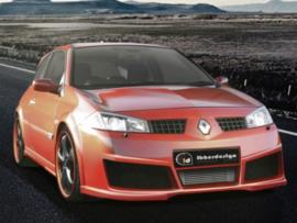 "Body Kit Renault Megane II ""VEGA EVO"" iBherdesign"