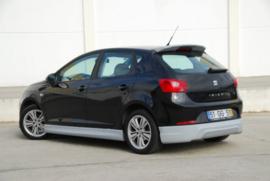 "Rear Bumper Spoiler Seat Ibiza 6J ""LYNX"" 3dr iBherdesign"