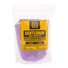 WORK STUFF GENTLEMAN BASIC 4 Pack