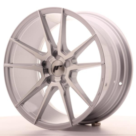 JR-Wheels JR21 Silver