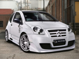 "Body Kit Citroen C2 ""PROTOS WIDE"" iBherdesign."