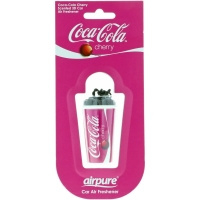 Coca Cola - cherry - airfreshner