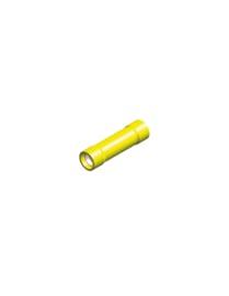 Half-geïsoleerde kabelverbinder geel