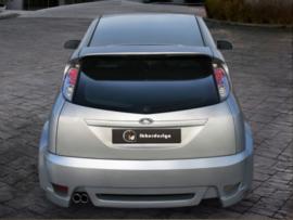 "Rear Bumper Ford Focus I ""SPECIES WIDE"" iBherdesign"