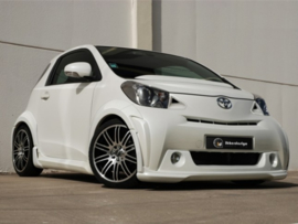 "Front Wheel Arches Toyota iQ ""PARTY WIDE"" iBherdesign"