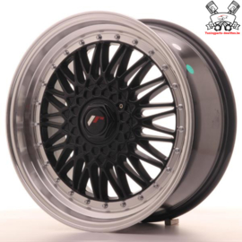 JR-Wheels JR9 Black 18 Inch 8J ET35-40 Blank