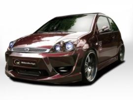 """Body Kit Ford Fiesta V """"RIOT"""" iBherdesign"""