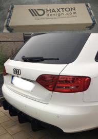 🔥🔥Maxton Design Rear Diffuser voor deze Audi A4 B8 2009 Avant🔥🔥