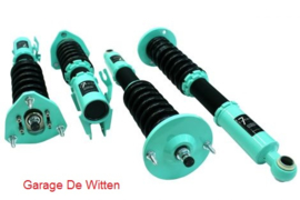 Nissan S14 / S15 7TWENTY Coilover Suspension Kit
