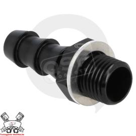 M12x1,5 - 8mm - (voor D06 slang)