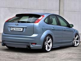 "Rear Bumper Ford Focus II ""MENTOR"" iBherdesign"