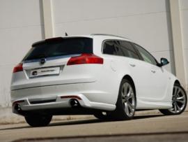 """Rear Bumper Spoiler Opel Insignia ST """"KAMPALA"""" iBherdesign"""