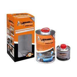 Foliatec Car Body Spray Film (Spuitfolie) - wit glanzend 1x900ml + 100ml verdunner