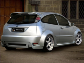"Rear Wheel Arches Ford Focus I ""SPECIES WIDE"" iBherdesign"