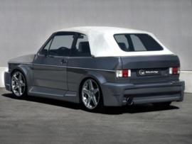 "Rear Bumper VW Golf I ""RETROBUTION WIDE"" iBherdesign"